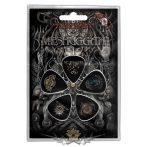 Meshuggah - Musical Deviance. Plectrum Pack.  gitárpengető szett