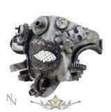 Steampunk - Mechanical Phantom 17cm   álarc, maszk
