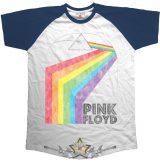 Pink Floyd - Raglan Prism Arch T-Shirt.  raglán zenekaros  póló.