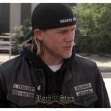 SONS OF ANARCHY - REAPER CREW. Flexfit  baseball sapka