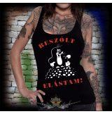 BESZÓLT, ELÁSTAM... női trikó, top