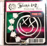 BLINK 182 - FEELING THIS. Pock It. Mini Single CD. RITKA !