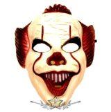 Stephen King * Az It  * Horror Bohóc - Pennywise  álarc,maszk