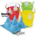 Jégkocka - Ice tray - Shark fin.  jégkocka forma