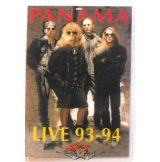 PANAMA - 93-94.  Stage pass.