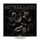 Meshuggah - Standard Patch - Catch 33.   import zenekaros felvarró
