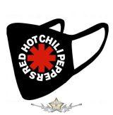 * RED HOT C.P. - Textil pamut kétfalas maszk.   maszk, védőmaszk, kendő.