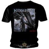 MEGADETH - DYSTOPIA.  zenekaros  póló.