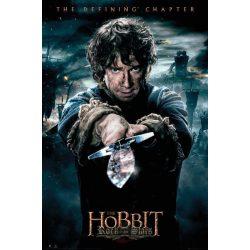 HOBBIT - Az öt sereg csatája.  plakát, poszter