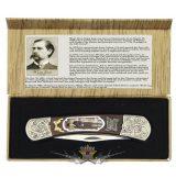 Jackknife  - Wyatt Earp.  774-0073.  hobby kés, bicska, tőr, dísztárgy