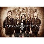SONATA ARCTICA - Band TEXTILE POSTER. zenekaros zászló
