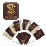 Harry Potter - Playing Cards with Hogwarts House  fantasy world kártya