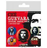 CHE GUEVARA - FACE.  jelvényszett