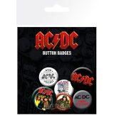 AC/DC - GREATEST MIX. BP0664. jelvényszett