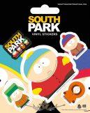 SOUTH PARK. Vinyl stickers. matrica szett