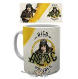 AC/DC - HIGH VOLTAGE . zenekaros bögre