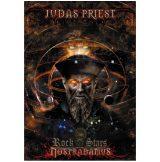 JUDAS PRIEST - Nostradamus TEXTILE POSTER zenekaros zászló
