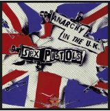 SEX PISTOLS - Anarchy In The U.K.  felvarró