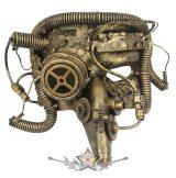 Steampunk - Mask  Cyber Pest. VO.842-1414.  álarc, maszk
