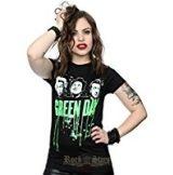 GREEN DAY - DRIPS.  zenekaros  női póló