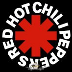 RED HOT CHILI PEPPERS - LOGO  felvarró
