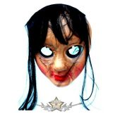 Annabelle - Demon girl. black .   álarc,maszk