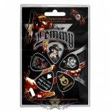 Motorhead - Lemmy 'Stone Deaf Forever' Plectrum Pack.   gitárpengető szett