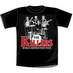 THE KILLERS  vicces, poen póló
