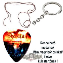 SHERATAN - LOGO   pengető nyaklánc