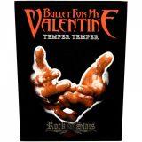 Bullet For My Valentine - Temper Temper. BPIM..  hátfelvarró