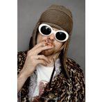 NIRVANA - Kurt Cobain - Leopard.  plakát, poszter