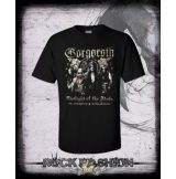 Gorgoroth - Twilight of the Idols zenekaros póló