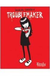EMILY THE STRANGE - TROUBLE MAKER  plakát, poszter