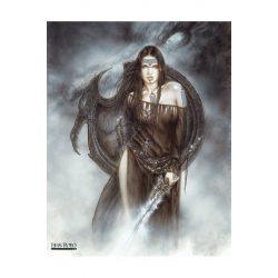 LUIS ROYO - DRAGON SPIRIT  plakát, poszter