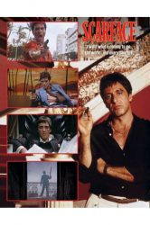 SCARFACE - THE WORLD  plakát, poszter