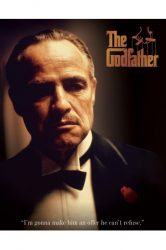 THE GODFATHER - OFFER  plakát, poszter