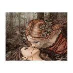 VICTORIA FRANCES - KISS  plakát, poszter