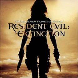 Válogatás - RESIDENT EVIL - EXTINCTION  filmzene