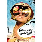 FEAR AND LOATHING IN LAS VEGAS.   plakát, poszter