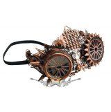 Steampunk - Eye mask Tekno VO.842-1655.  álarc, maszk