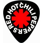 RED HOT CHILI PEPPERS.  pengető nyaklánc