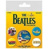 The Beatles - Yellow Submarine.  jelvényszett