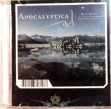 Apocalyptica - WIE WEIT. Pock It. Mini Single CD. RITKA !
