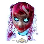 Annabelle - Demon girl 2. red .   álarc,maszk