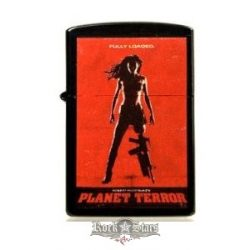Grindhouse -  Planet Terror Lighter.  öngyujtó