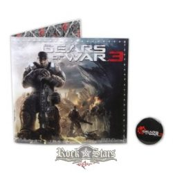 Gears of War - Art Vinyl Wallet.    igazolvány tartó