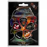 METALLICA - HARDWIRED TO SELF DESTRUCT. Plectrum Pack (. gitárpengető szett