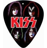 KISS - BAND.  pengető nyaklánc