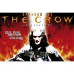 THE CROW - FLAMES plakát, poszter