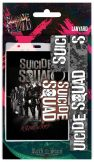 SUICIDE SQUAD - LOGO   stage pass - kulcstartó